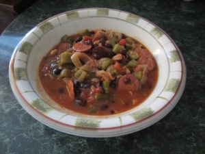 Slow & Slimming Cajun Stew