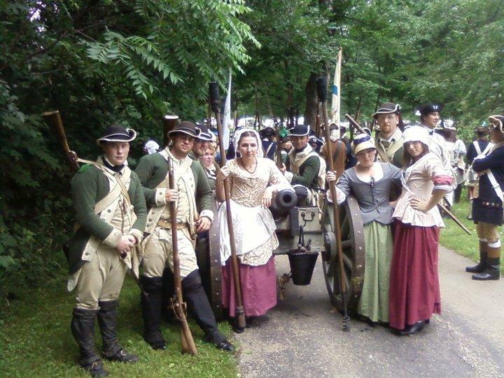 Catch the Klash: Revolutionary War Reenactment in Kankakee
