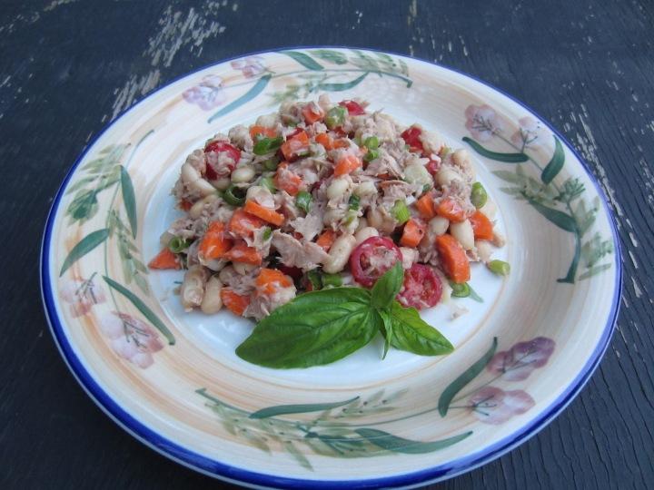 Cannellini Champagne Salad