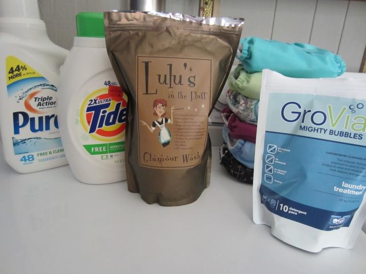 Diaper Laundry Detergent