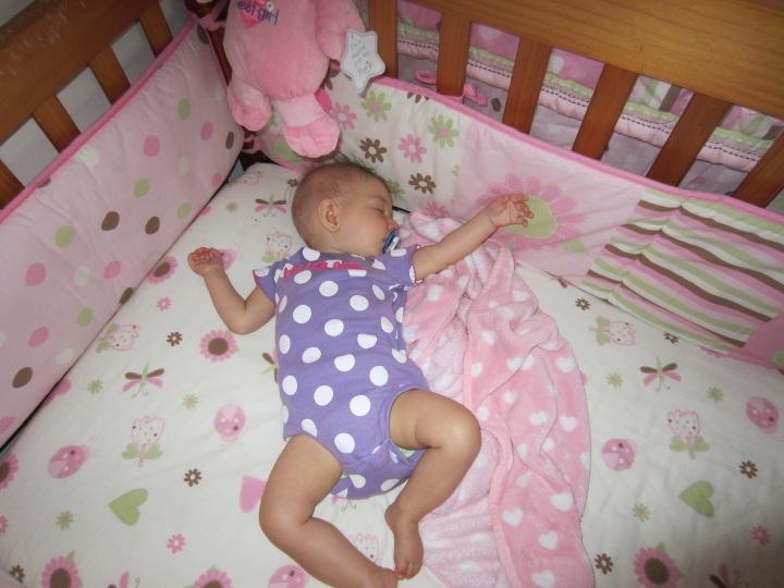 Ginny Sleeping Soundly