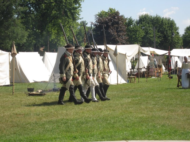 Highland, IN Reenactment