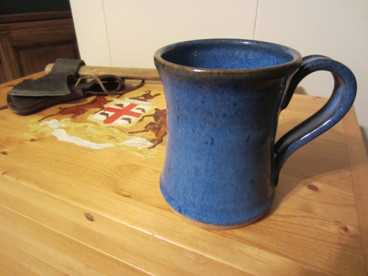 My Beautiful Blue Mug