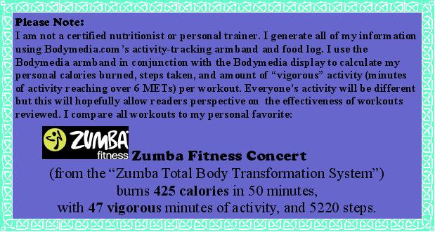 Activity Disclaimer and Zumba