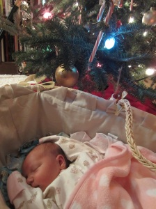 The Holidays can be crazy! Last year, I did all my holiday shopping online because Ginny was born in the middle of December! Walmart Ship-to-Store Free really had my back. :)