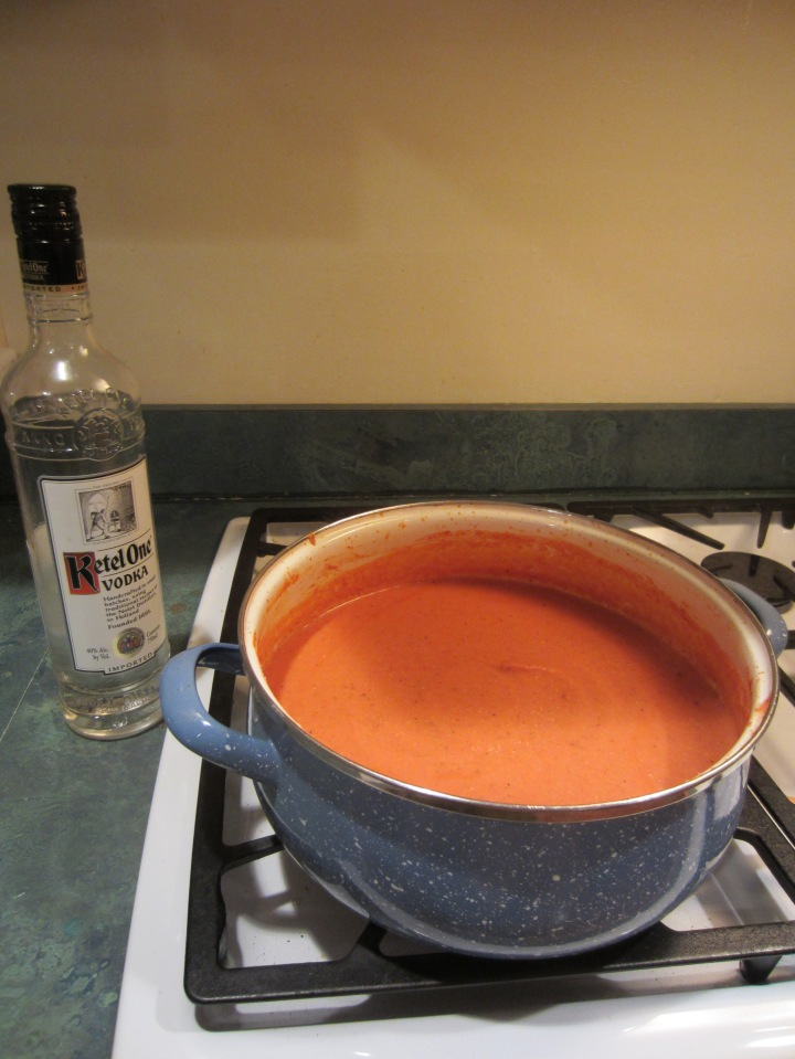 Fire Roasted Vodka Sauce - 63 calories per serving