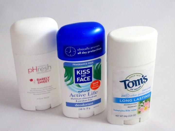 Aluminum Free Deodorant Review