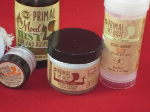 Primal Pit Paste Deodorants