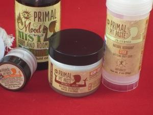 Primal Pit Paste Deodorants