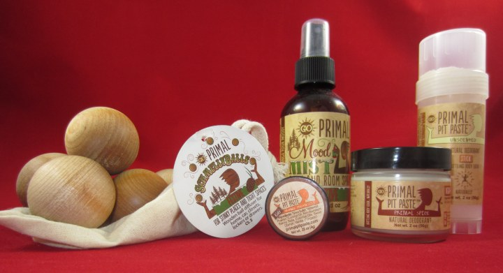 Primal Pit Paste Products